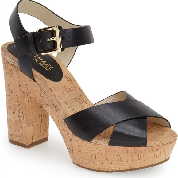 MICHAEL Michael Kors Shoes - Michael Kors Natalia Platform Sandals